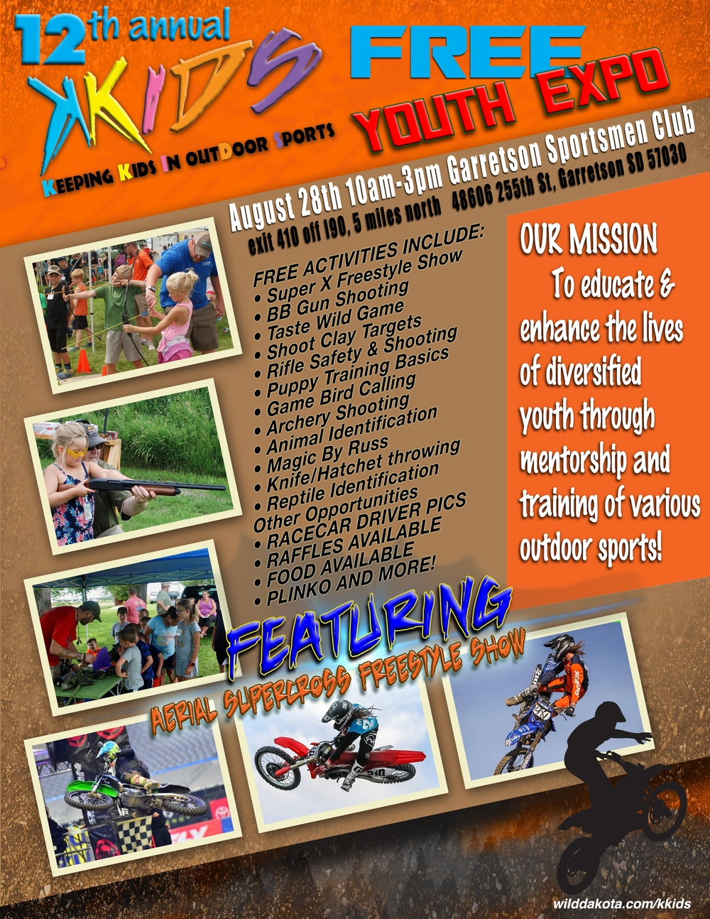 12th Annual KKIDS Outdoor Expo